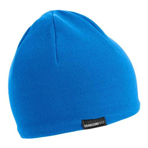 Didriksons Probe Junior Beanie - Mütze, Farbe:sharp blue