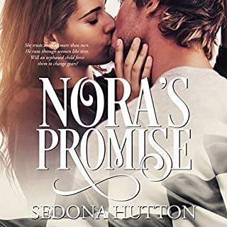 Nora's Promise                   By:                                                                                                                                 Sedona Hutton                               Narrated by:                                                                                                                                 Terri England                      Length: 11 hrs and 47 mins     1 rating     Overall 1.0