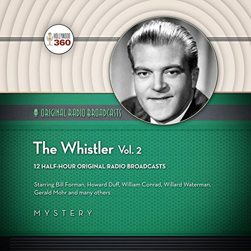 The Whistler, Vol. 2 audiobook cover art