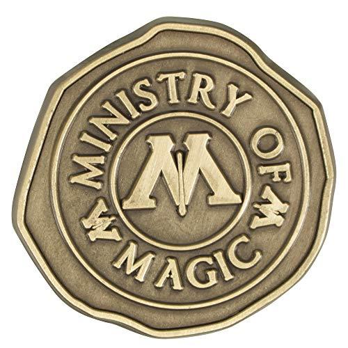 HARRY POTTER - Pin Badge Enamel - Mistery Of Magic