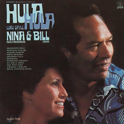 Nina Keali'Iwahamana & Bill Kaiwa