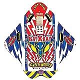 Sportsstuff Bat x Ray | 1 Rider Towable Tube for Boating