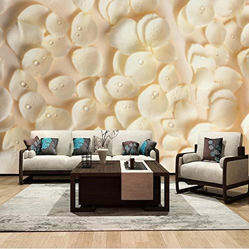 BVCK 3D Wall Murals Decorations Wallpaper Stickers 3D Stereo Pattern Backdrop Art Kids Room_(W) 400x(H) 280cm