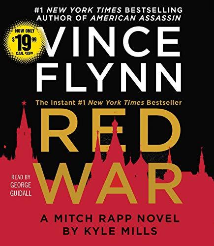 Red War (Volume 15) (A Mitch Rapp Novel)