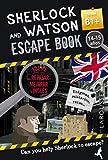 Sherlock & Watson. Escape book para repasar inglés. 14-15 años