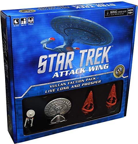Star Trek: Attack Wing Vulcan Faction Pack