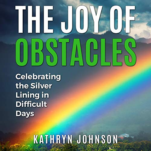 The Joy of Obstacles audiobook cover art
