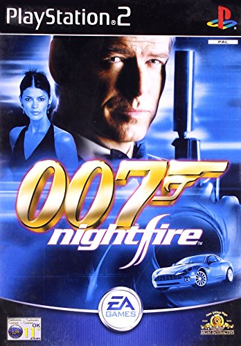 James Bond 007: Nightfire (PlayStation 2) [Edizione: Regno Unito]