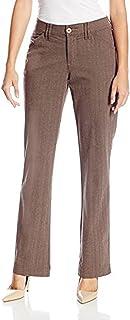 بنطلون Lee Women's Comfort Fit Kassidy مستقيم الساق