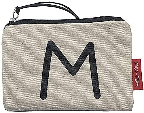Hello-Bags Hello-Bags, Monedero, 14 cm, Blanco