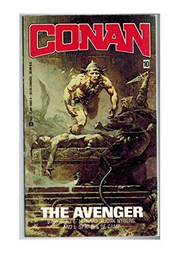 Conan the Avenger (Conan, No. 10) 0441114830 Book Cover