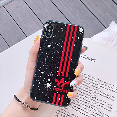 Funda iPhone Case For Men and Women Version of Anti-Fall Cell Phone Case As For V For Funda iPhone 7 Plus Case/Funda iPhone 8 Plus Case