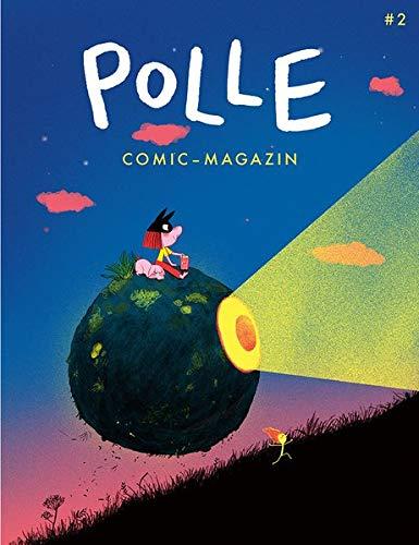 POLLE #2: Kindercomic-Magazin