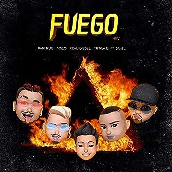 Fuego (feat. Daniel)