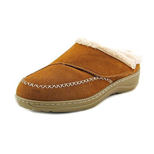 Orthofeet Proven Heel and Foot Pain Relief. Plantar Fasciitis Diabetic Orthopedic Leather Women's Arch Support Slippers Charlotte