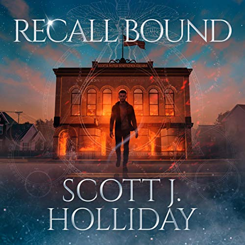 Recall Bound Audiobook By Scott J. Holliday cover art