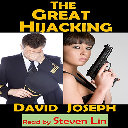 The Great Hijacking audiobook cover art