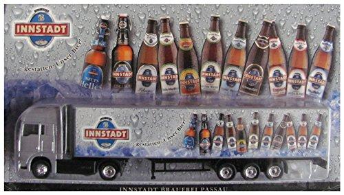 Innstadt Nr.07 - .... gestatten, unser Bier - MAN - Sattelzug