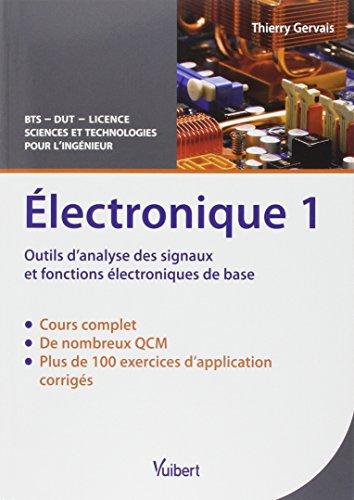 Electronique T1 3e edt