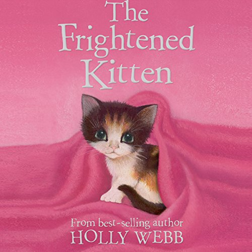 The Frightened Kitten audiobook cover art