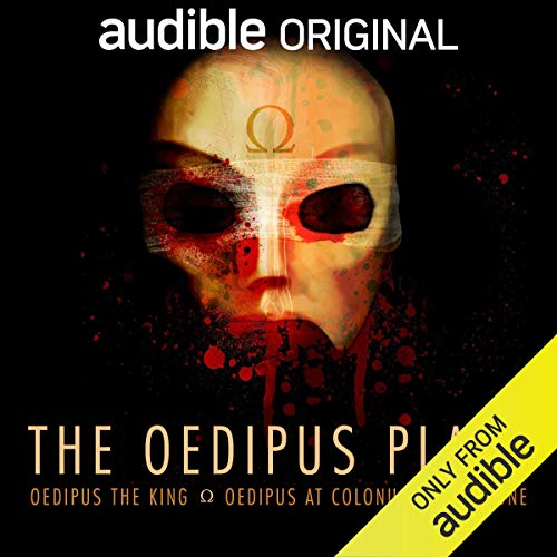 『Audible Theatre Collection: Oedipus』のカバーアート
