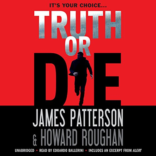 Truth or Die audiobook cover art