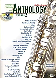 Anthology Alto Saxophone Vol. 2