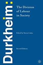 Durkheim: The Division of Labour in Society (English Edition)