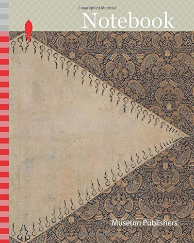 Notebook: Ceremonial Hip Wrapper (Dodot), Late 19th century, Indonesia, Central Java, Java, Cotton, plain weave, hand-drawn wax resist dyed (batik tulis), two panels joined