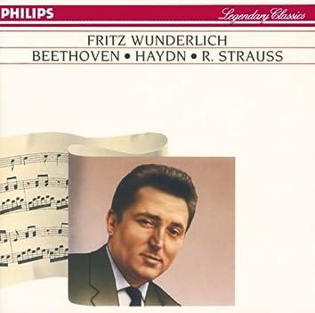 Fritz Wunderlich - Beethoven / Haydn / Strauss, R.