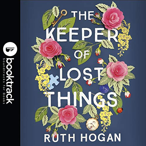 The Keeper of Lost Things (Booktrack Edition) cover art