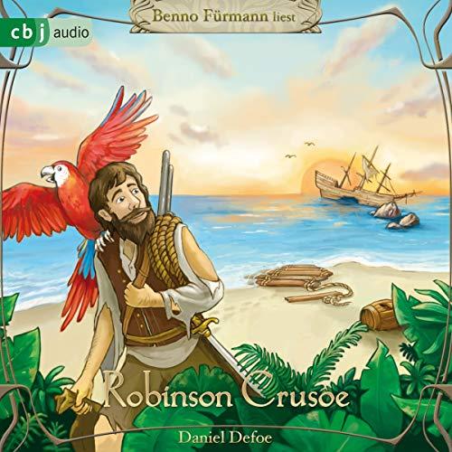 Robinson Crusoe                   Autor:                                                                                                                                 Daniel Defoe                               Sprecher:                                                                                                                                 Benno Fürmann                      Spieldauer: 4 Std. und 27 Min.     3 Bewertungen     Gesamt 4,7