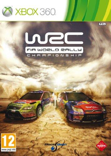 WRC - FIA World Rally Championship (Xbox 360) [Importación inglesa]