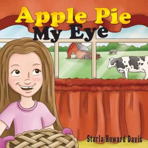 Apple Pie My Eye audiobook cover art