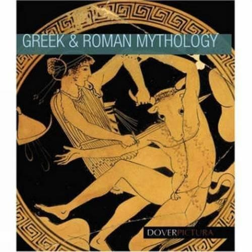 Greek and Roman Mythology (Dover Pictura Electronic Clip Art)