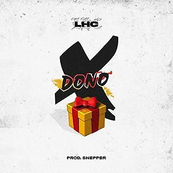 XDono (feat. BigGua & Grizzly)