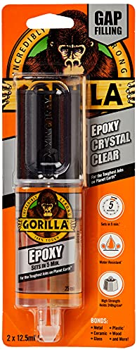 Gorilla Glue Epoxy 25ml