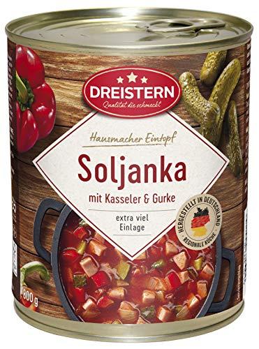 Dreistern Soljanka, 800 g