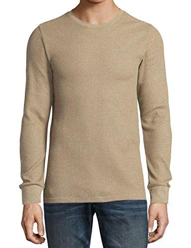 KS Mens Thermal T Shirts (X-Large/ ks23_khaki)