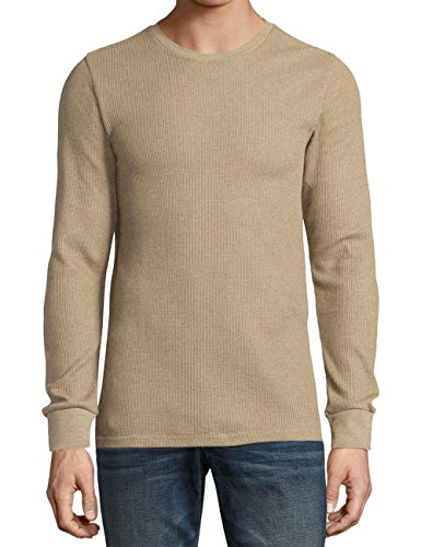 KS Mens Thermal T Shirts (X-Large/ ks23_khaki)