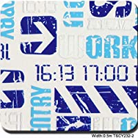 3Dキュービック印刷フィルム, ハイドログラフィックフィルム、ハイドロディップフィルム - 落書きパターン - 水転写印刷フィルムハイドロディップ - 0.5メートルマルチカラーオプション デカール、ステッカー,水転写印刷ツール (Color : TSCY232-2, Size : 0.5mx2m)