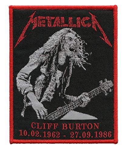 Metallica Cliff Burton Heavy Metal …