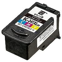 エコリカ キヤノン BC-341XL 対応リサイクルインクカートリッジ カラー ECI-C341XLC-V