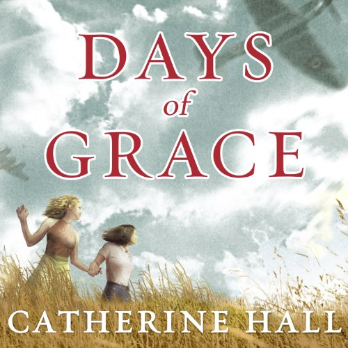 Days of Grace audiobook cover art