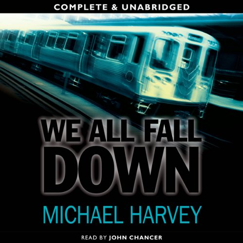We All Fall Down audiobook cover art