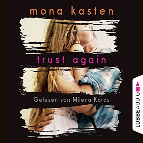 Trust Again audiobook cover art