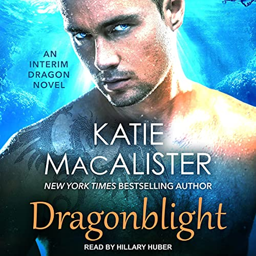 Dragonblight Audiobook By Katie MacAlister cover art