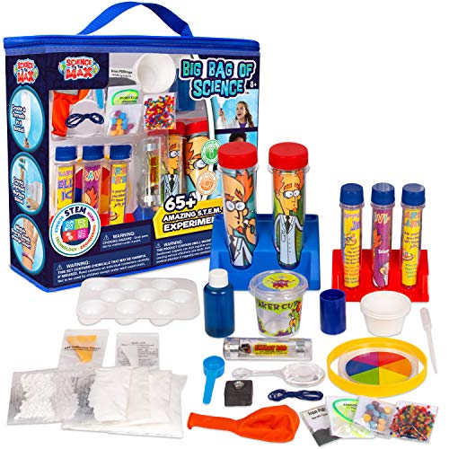Be Amazing! Toys Big Bag of Science Works, Model:BAT4120