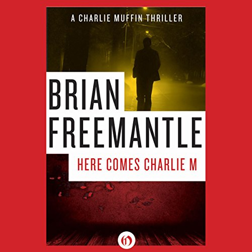 Here Comes Charlie M audiobook cover art