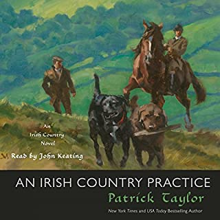 An Irish Country Practice audiobook cover art